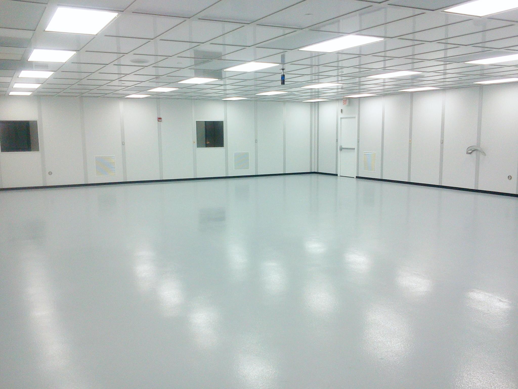 Clean Room: Cleanroom Constructors Inc